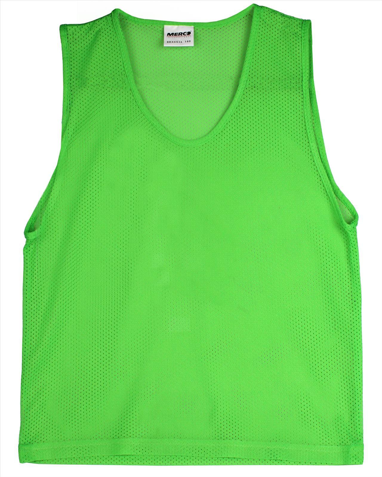 beacf9a747380 Merco zelená - rozlišovací dres